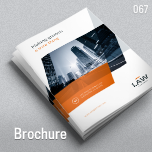 067 - Brochure Template A4 and Letter - Slash Download