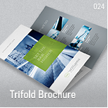 Corporate Business Brochure 16 pages A4 + Letter - 8